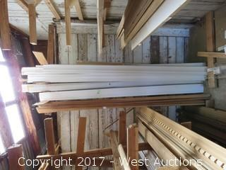 Assorted Crown Molding