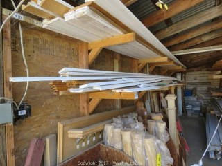 Baseboards & Crown Molding & Pre-coated Pine