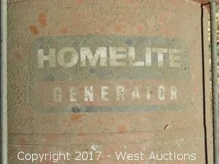 Homelite Generator