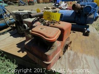 Midland Gas Water Pump