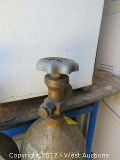 (2) CO2 Tanks - 11lbs.