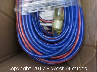 Box of (4) Extension Cables