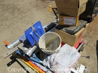 Bulk Lot: Pallet of Parts and Tools