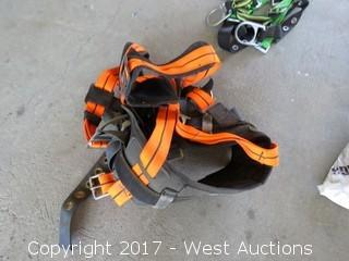 Lot of (10) safety harnesses
