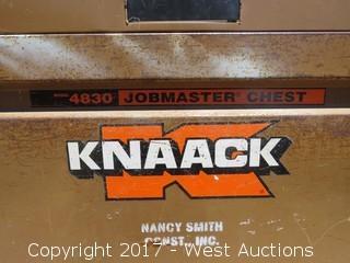 Knack 4830 Jobmaster Chest on Casters