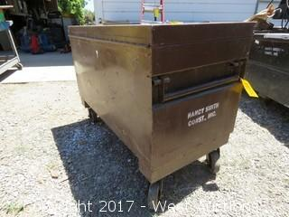 Job Box on Casters