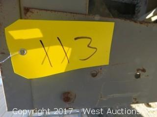 """DeWalt 790 12"""" Radial Arm Saw"""