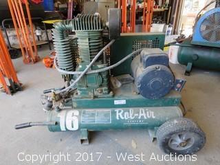Rolair Wheeled Compressor