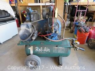 Rolair Portable Electric Air Compressor
