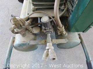 Rolair Portable Gas Air Compressor