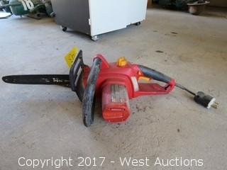 "Homelite 14"" Chainsaw"