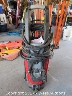 Husky 1800 PSI Power Washer