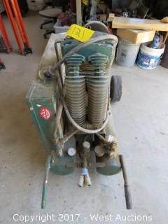 Rolair Portable Compressor