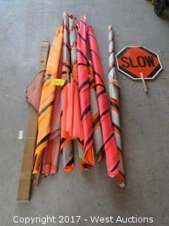 (13) Traffic Signs