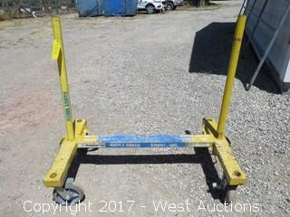 4' Sheetrock Cart