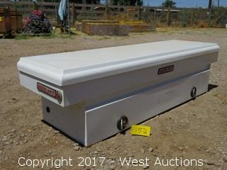 Weather Guard Truck White Tool Box