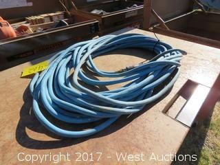 Coiled Pneumatic Air Hose