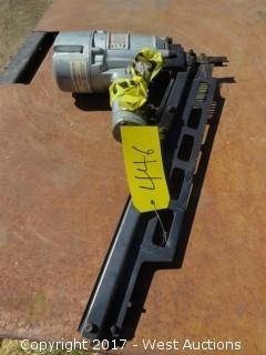Hitachi NR 83A3 Strip Nailer