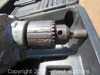 DeWalt DW292K Corded Drill