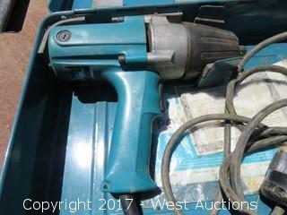 "Makita 6905B 1/2"" Corded Impact Wrench"