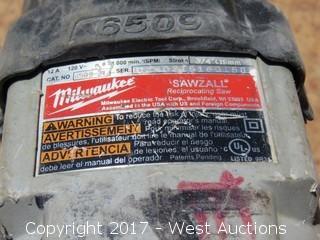 Milwaukee 6509 Sawzall