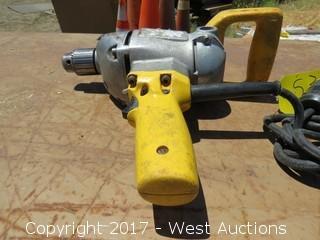 DeWalt Spade Handle Drill