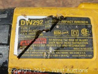 DeWalt DW292 Impact Wrench