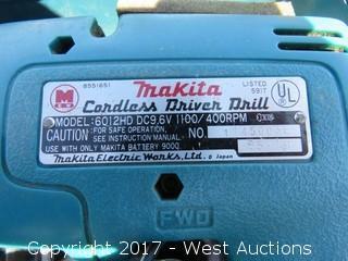 Makita 6012HD Cordless Driver Drill