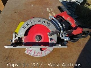 Skilsaw SPT77WML Worm Drive Saw