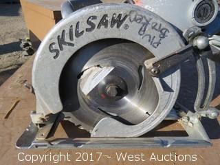 Skilsaw HD77 Worm Drive Saw