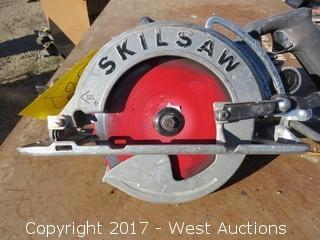 Skilsaw SPT77W Worm Drive Saw