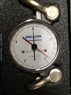 Dillion Dynometer