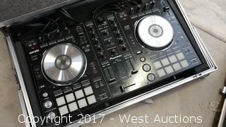 Pioneer DDJSR DJ Controller + Case