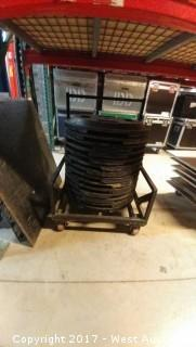 Base Dolly for Schedule 40 Pipe