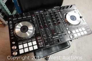 Pioneer DDJSX DJ Controller