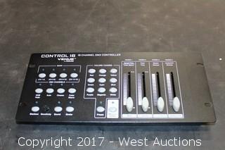 Proline 16 Channel DMX Lighting Controller