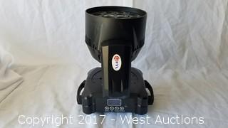 6in1 Moving Head Wash LED Light RGBAW+UV