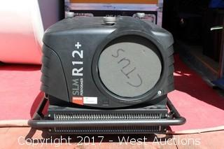 (1) Barco SLM R12+ 12,000 Lumens Projector in Road Case