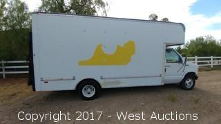 1995 Ford E-350 Box Van with Lift Gate