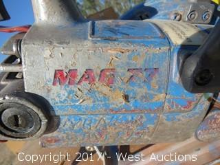 Skilsaw MAG77 Worm Drive Saw