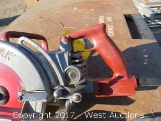 Skilsaw MAG77 Worm Drive Saw