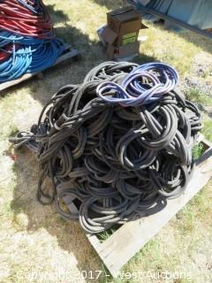 Pallet of Heavy Duty Twist Lock Extension Cords