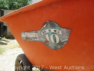 Wheelbarrow Full of Simpson Strong Tie HUS26 Fasteners