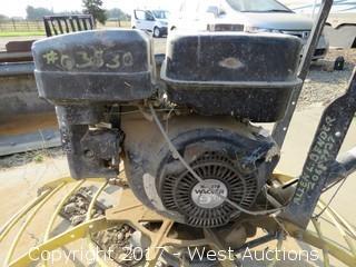 """Wacker 48"""" Walk Behind Power Trowel"""