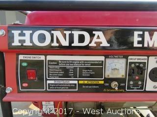 Honda EM 3500GX Generator