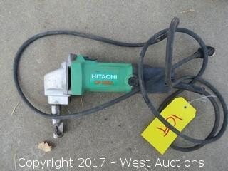 "Hitachi CN 16 SA 1/16"" Nibbler"