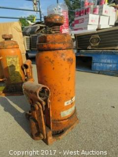 12 Ton Hydraulic Bottle Jack