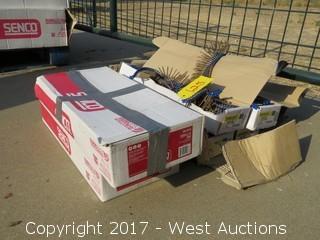 (3) Boxes of Senco Autofeed Screws