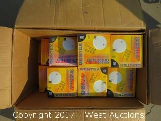 Box of GN-503 Series Smoke/Carbon Alarms