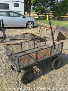 """44""""x23"""" Garden Cart"""